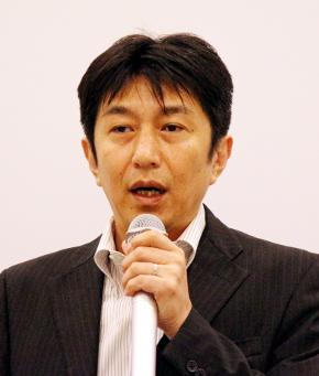 SAPジャパン ソリューション本部 アプリケーションエンジニアリング部 ビジネスエンジニアリング ダイレクター 原尚嗣氏