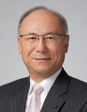 OKI 常務執行役員 EMS事業本部長の清水光一郎氏