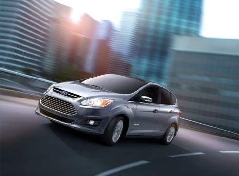 フォードの「C-MAXハイブリッド」