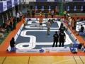 フリースケール・カップ世界大会の練習走行の様子