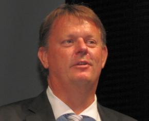 Volvo CarのJan Ivarsson氏