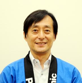 パナソニック AVCネットワークス社 ITプロダクツ事業部 プロダクトセンター(神戸工場) 所長(工場長)清水実氏