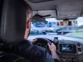 パイオニアの車載用HUD「NavGate HUD」の利用イメージ