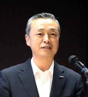 パナソニック ITプロダクツ事業部 事業部長 原田秀昭氏