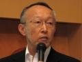 自工会でソフトウェア分科会長を務めるトヨタ自動車の窪田和彦氏
