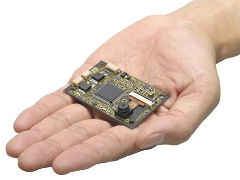 オムロンの画像センシングコンポ「HVC(HumanVision Components)」