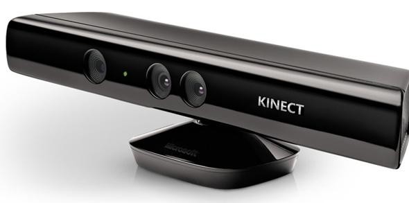 マイクロソフトのモーションセンサーデバイス「Kinect for Windows」