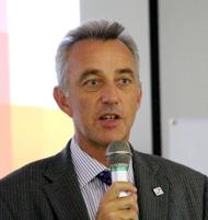 PwC グローバル・サステナビリティリーダーのマルコム・プレストン(Malcolm Preston)氏