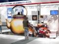 ホンダの「CEATEC JAPAN 2013」の展示ブースイメージ