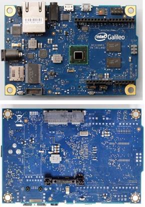 Arduino互換開発ボード「Galileo」
