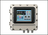 EX4R-D44G形/タッチスイッチ付表示器
