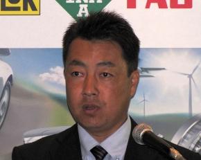 本田技術研究所の齊藤進氏