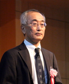 東芝 研究開発センター 機械・システムラボラトリー 参事の大富浩一氏