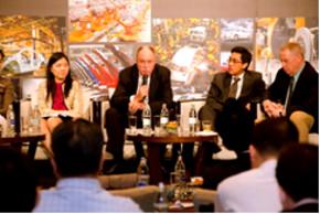2013年2月、OCAでは、タイで日系自動車メーカーを対象にセミナーを行い、製造業におけるITの不正使用に関する米国の動きについて警鐘を鳴らした