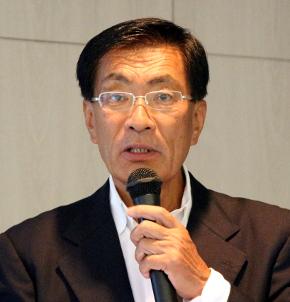 スティールウエッジ代表取締役社長津村謙一氏
