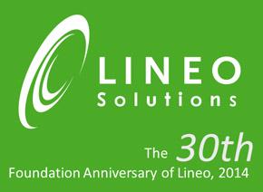 2014年に創業30周年を迎えるリネオソリューションズ