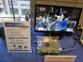 「R-Car M2」の評価ボードを使って地上RMP方式に対応したコンテンツ保護により地上デジタル放送を受信するデモ