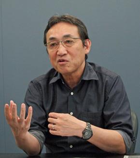 佐々木譲氏