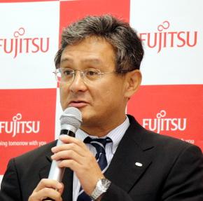 富士通 産業・流通営業グループ ものづくりビジネスセンター長の永島寿人氏