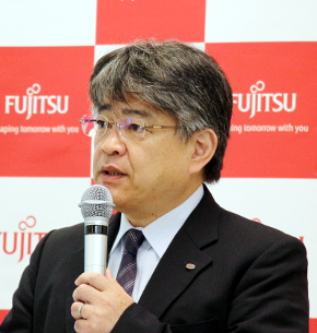 ものづくり推進本部 本部長の渡辺伸寿氏