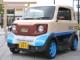 原付四輪でも軽自動車でもない、インホイールモーター超小型EVがナンバー取得
