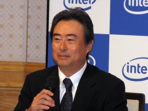 インテル前社長の吉田和正氏
