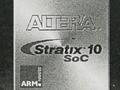 Alteraの「Stratix 10 SoC」のパッケージ外観