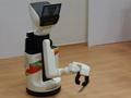 トヨタ自動車「HSR(Human Support Robot)」