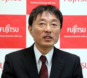 デジタルプロセス 取締役 VPSビジネス部長の山田洋一氏