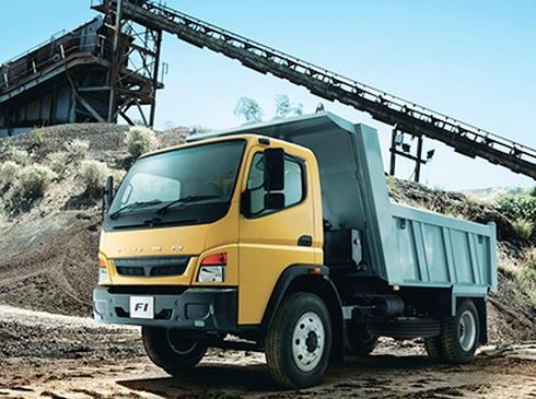 アジア・アフリカ向け中型トラック「FI」