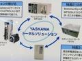 安川電機が提供するシステムの一例