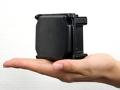 富士通テンが2012年10月に発表した開発した3次元電子スキャンミリ波レーダー