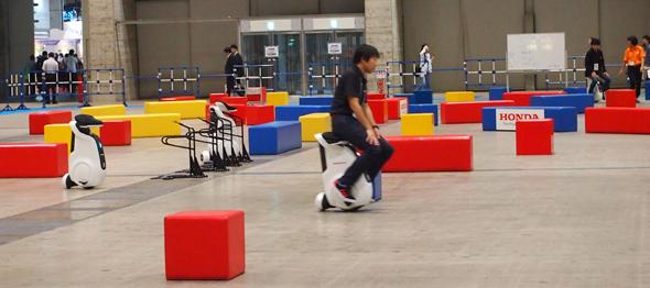 IT・エレクトロニクス総合展「CEATEC JAPAN 2013」