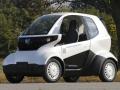 ホンダの超小型EV「MC-β」