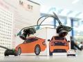 MOST150技術をベースとした先進運転支援システム(ADAS)ネットワークのデモ展示