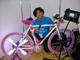 希望の輝きを放つ自転車、「FUKUSHIMA Wheel」が描く未来