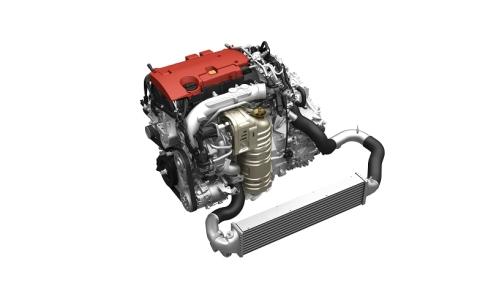 「VTEC TURBO」の2.0lモデル
