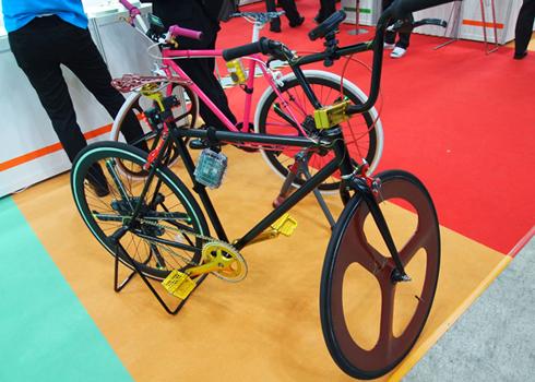 自転車を活用した観光・環境データの提供、車輪型広告事業を目的とした「FUKUSHIMA Wheel」