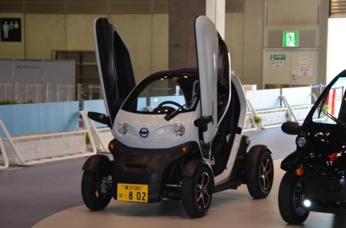 日産自動車の「New Mobility CONCEPT」