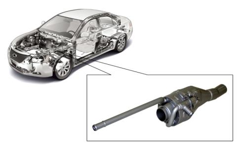 新型「アクセラ」のハイブリッドモデルに採用されたフタバ産業の排気熱回収器「POWEREV(パウレヴ)」