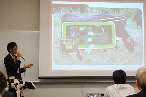 第2位となった「FBL」(中国職業能力開発大学校)のプレゼンテーション
