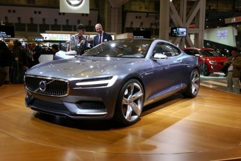 ボルボの「Concept Coupe」