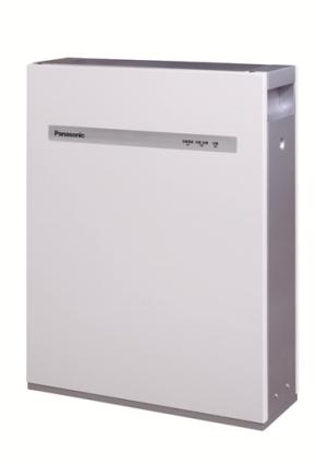 パナソニックのリチウムイオン蓄電池ユニット(容量4.65kWh)