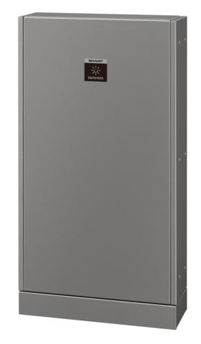 シャープの定置型リチウムイオン蓄電池システム(容量4.8kWh)