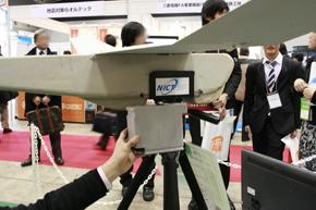 PUMA-AEに搭載される無線中継装置