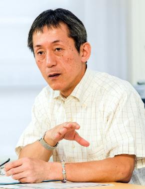 中西金属工業 豊田氏