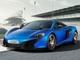 「マクラーレン650S」はエンジン最高出力が650ps、外観と内装も公開