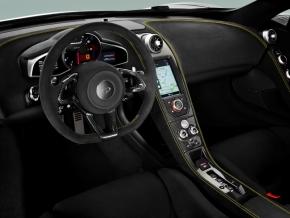 「McLaren 650S」の内装