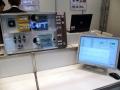 富士通テンの「BMS-ECU」の展示