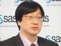 SAS Institute Japanの吉田仁志氏